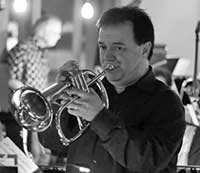 Mike Gallisatus Big Band