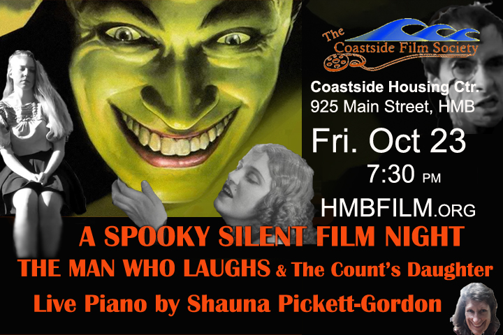 A Night of Silent Horror Films in HMB